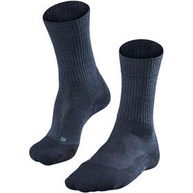 Falke TK2 Wool Chaussettes de trekking Homme, jeans